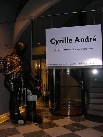 Cyrille ANDRE