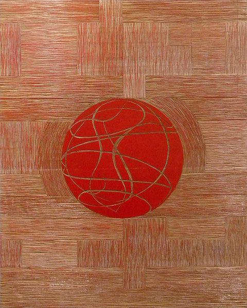 BIAN 005-Domenico Bianchi-Untitled (5),2011  metal engraving and wood cm 140 x 110.jpg