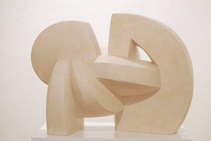 TROUBLE ESSENTIEL 2002, 2006  marble  cm 62 x 40 x 67  Unique - VARI 074