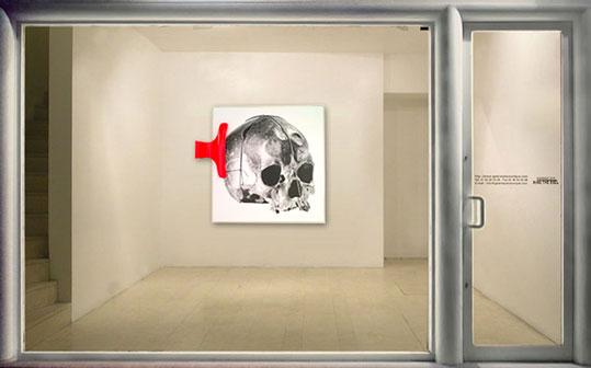 vitrine-galerie-piece-unique-jean-pierre-raynaud