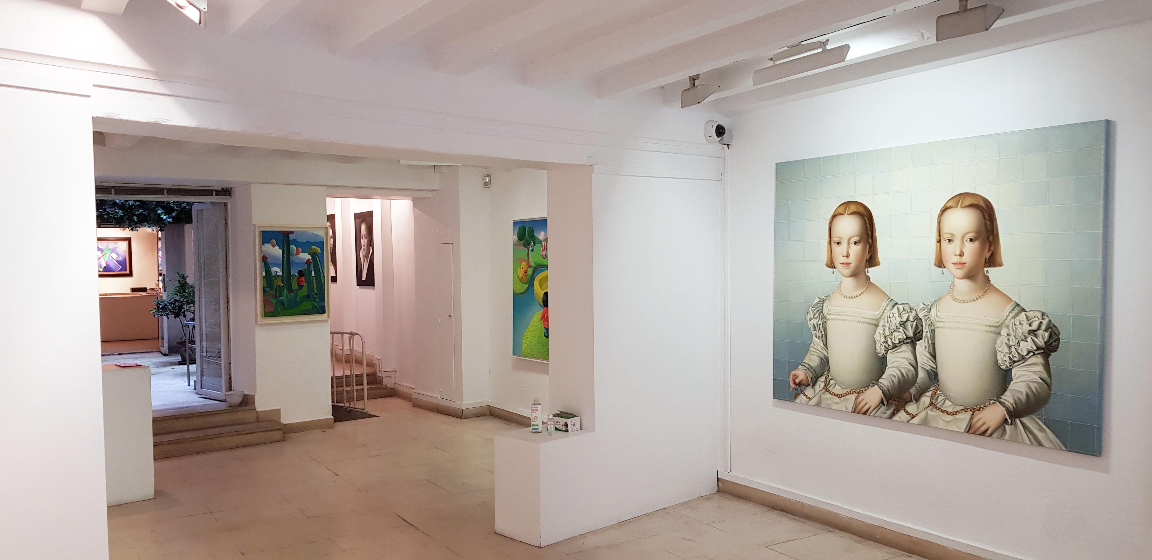 Exposition à la galerie Mazarine Variations